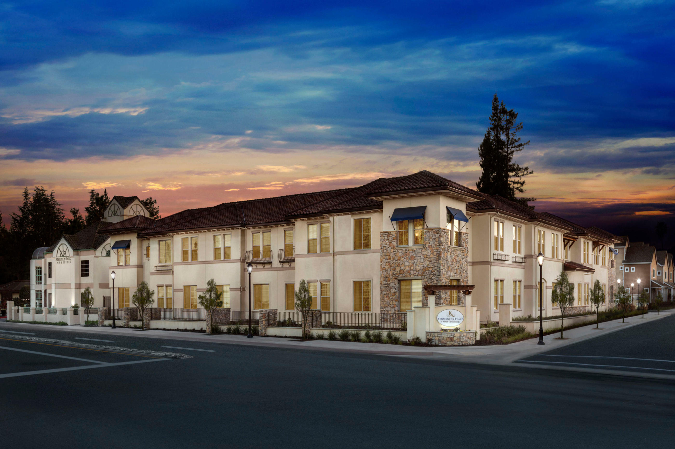 Kensington place redwood city redwood city california ca for Kensington retirement home