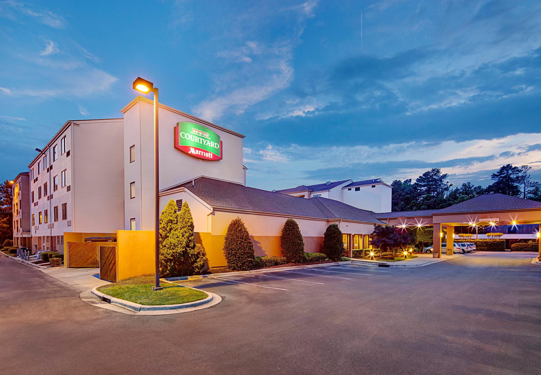 Marriott Hotels Near Duke University