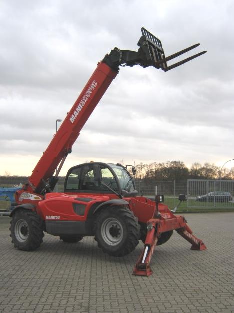 Foto de denitec Fahrzeug- und Maschinenhandel - Huibrecht Grootenboer e.K.