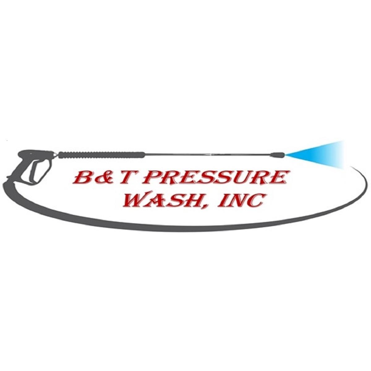 B&T Pressure Wash