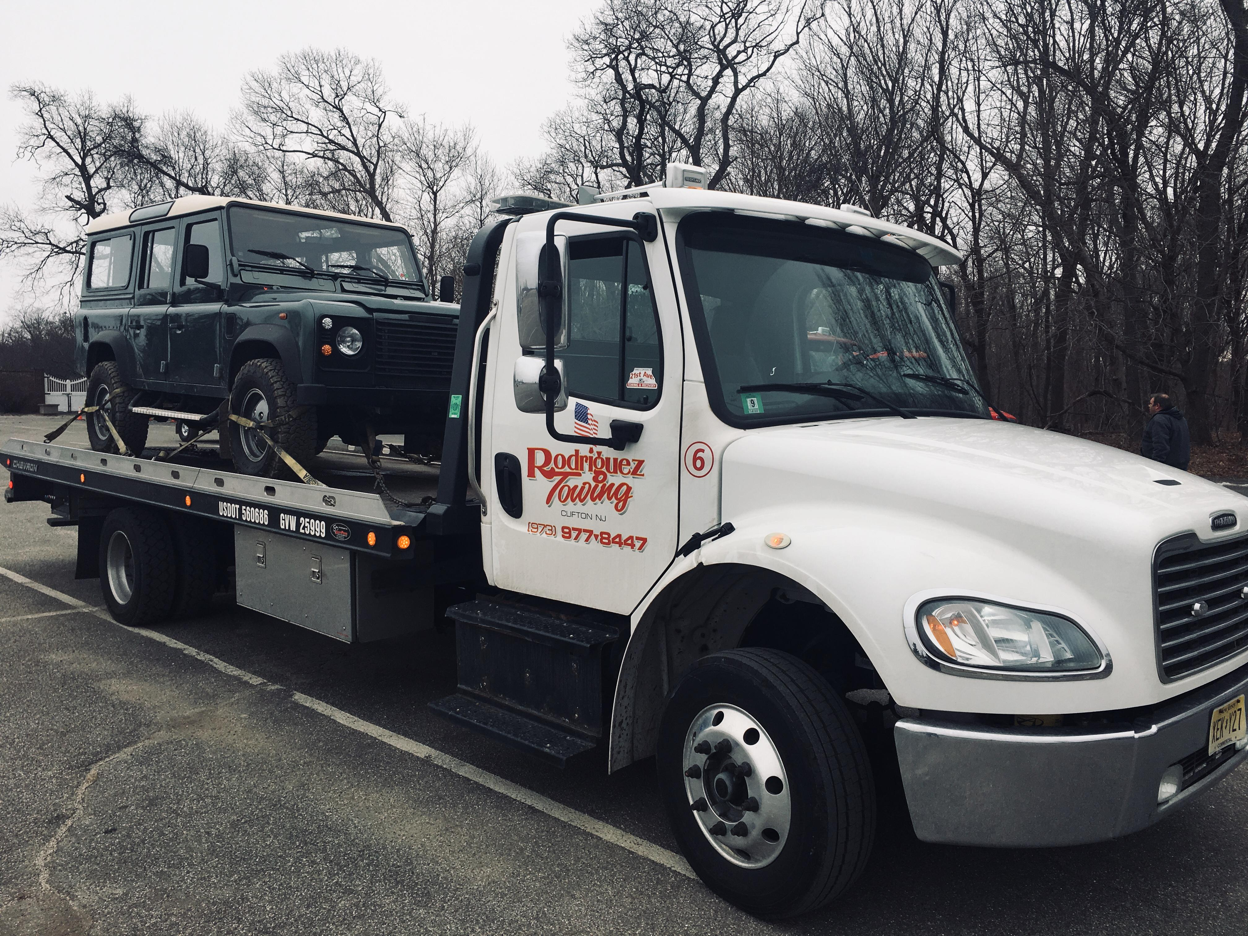 Rodriguez Towing