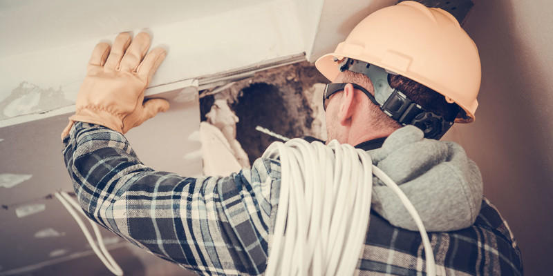 Turn to us for the best in electrical installation services.