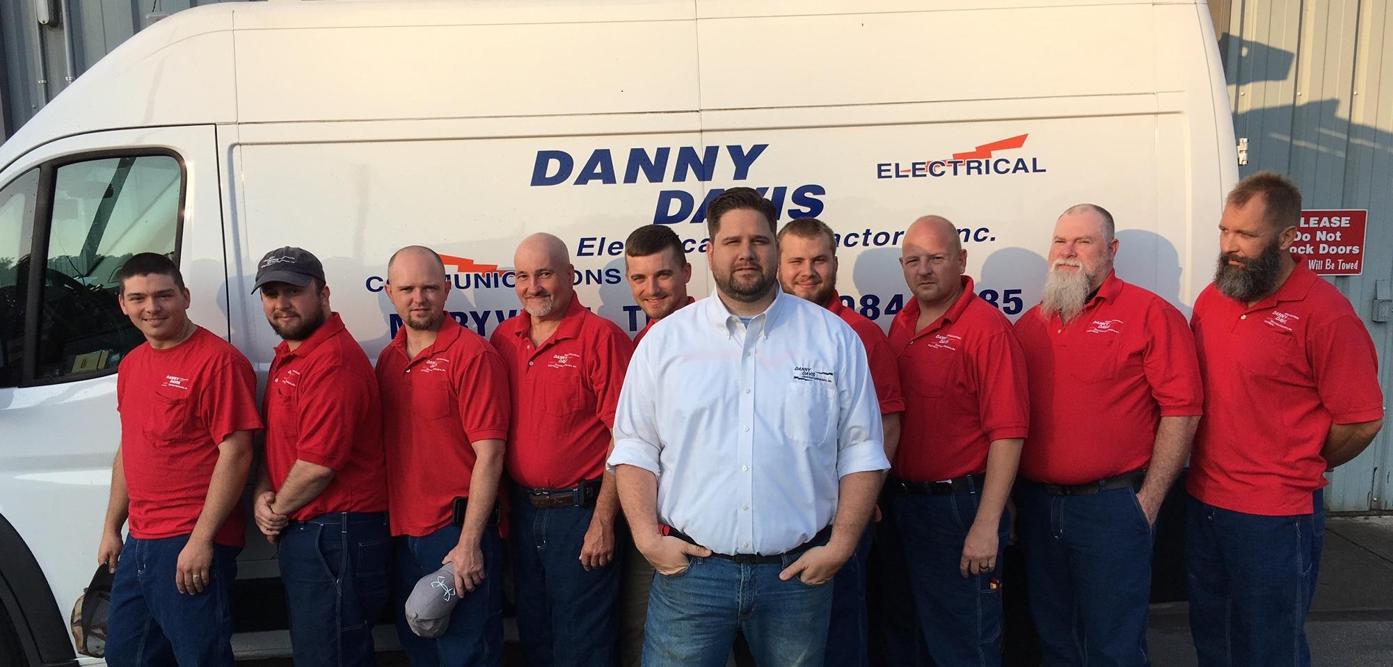 Danny Davis Electrical Contractors Inc Maryville