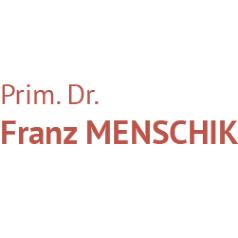 Prim. Dr. Franz Menschik