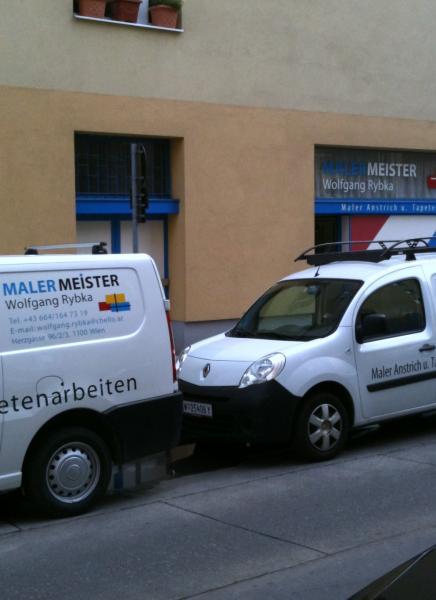Rybka Wolfgang - Malermeister