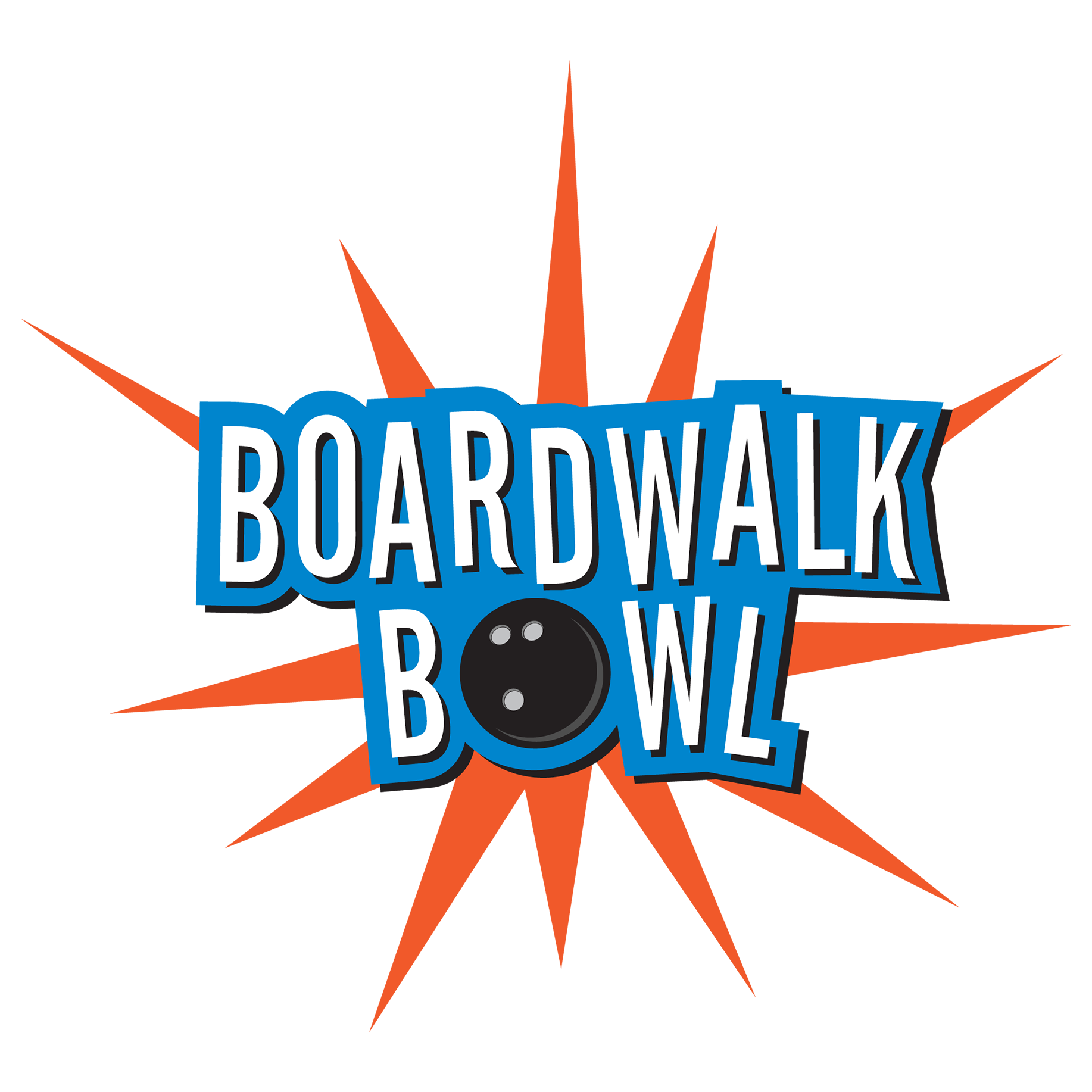 Boardwalk Bowl - Santa Cruz, CA - Bowling