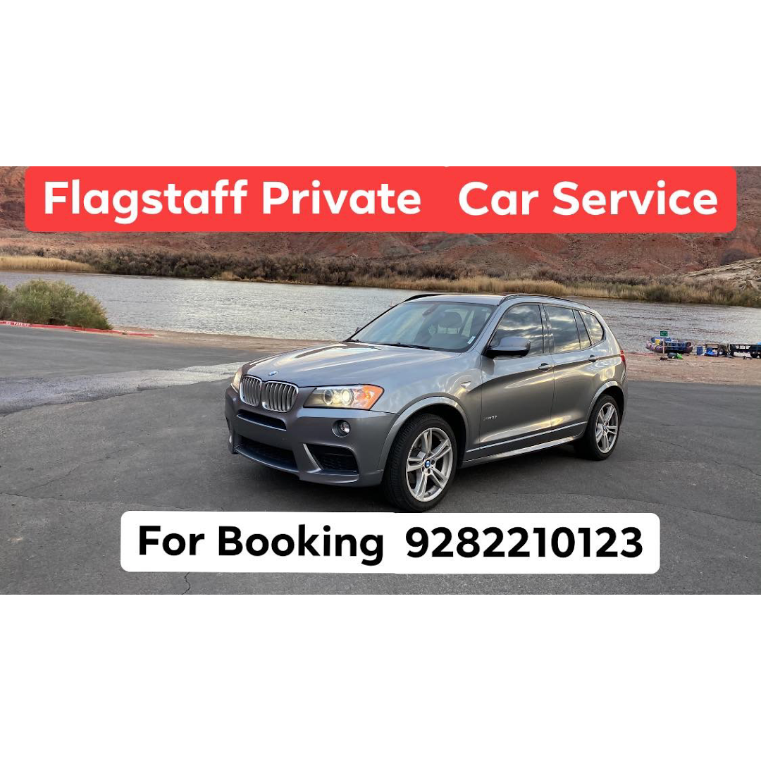 Flagstaff Private Car Service and Tours