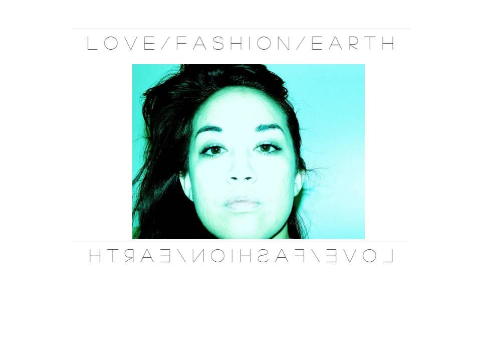 Love Fashion Earth