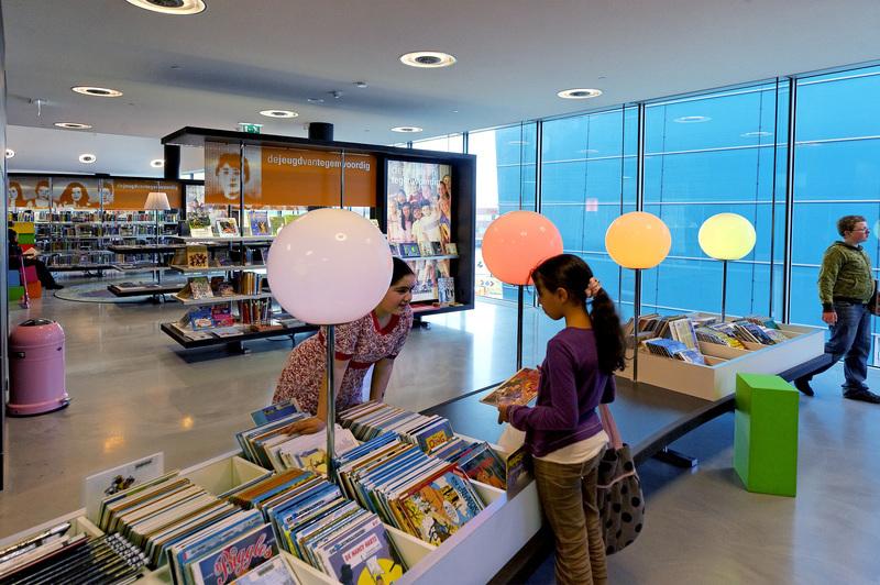 Openbare Bibliotheek Almere Stad Buiten Haven en Poort