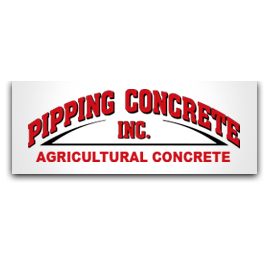 Pipping Concrete