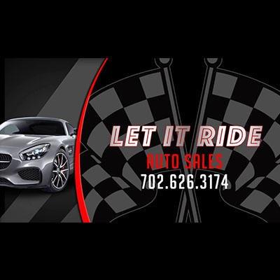 Let It Ride Auto Sales & Repair