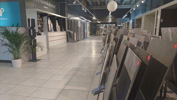 Pukkila myymälä Vantaa