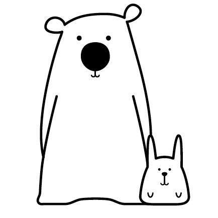 White and the Bear