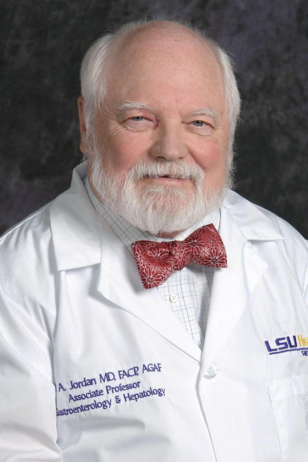 Paul Alexander Jordan, MD
