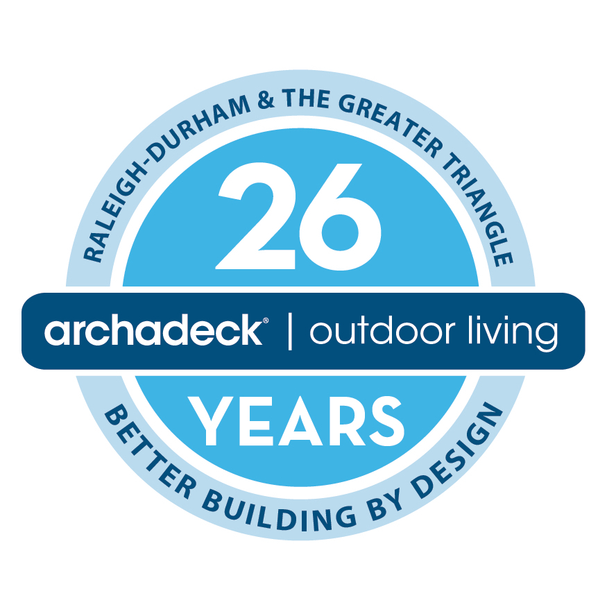 Deck Builder in NC Durham 27703 Archadeck of Raleigh-Durham and the Greater Triangle 2228 Page Rd. #102 (919)973-1523