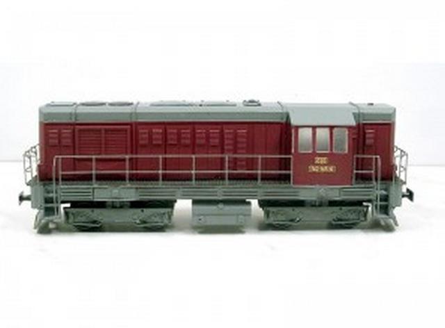 U krále železnic - modely