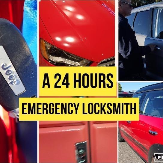 A 24 Hours Emergency Locksmith Corp.