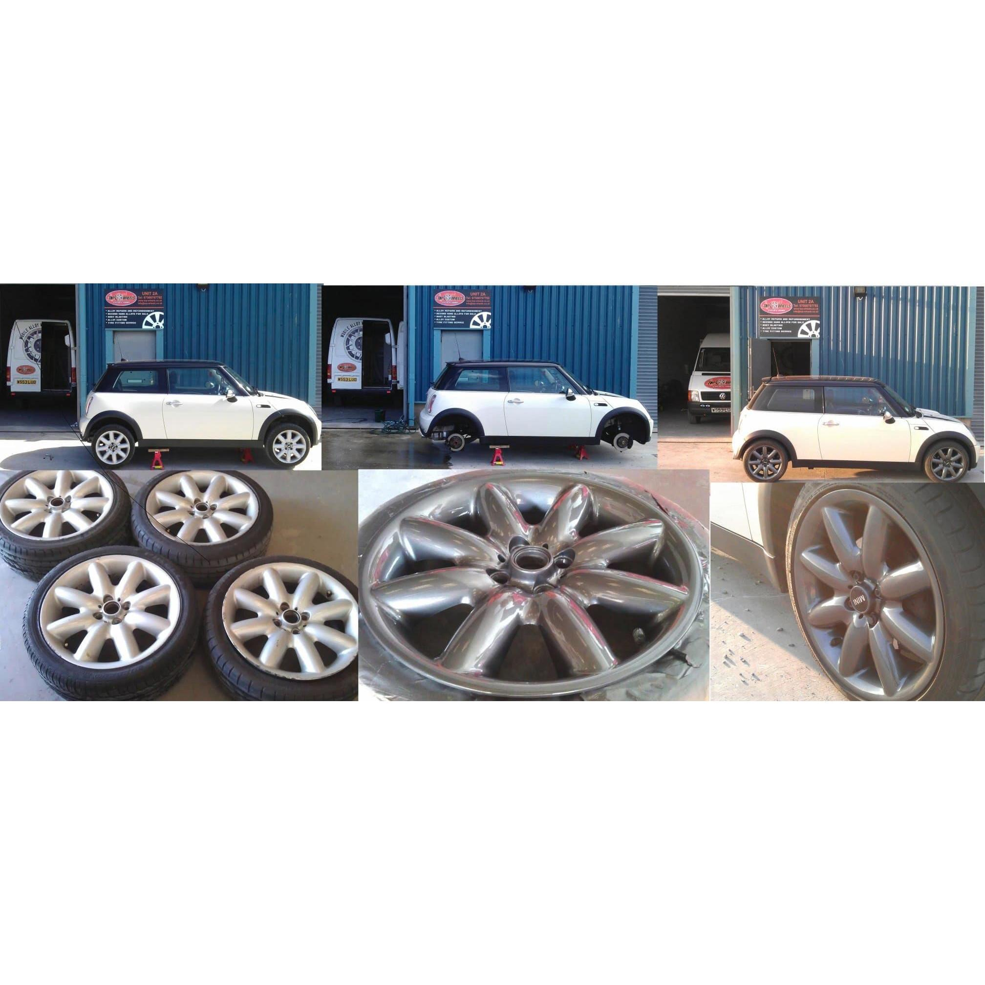 Top Wheels Mobile Alloy Wheel Repairs & Refurbishment - Morecambe, Lancashire LA3 3EN - 07508 707792 | ShowMeLocal.com