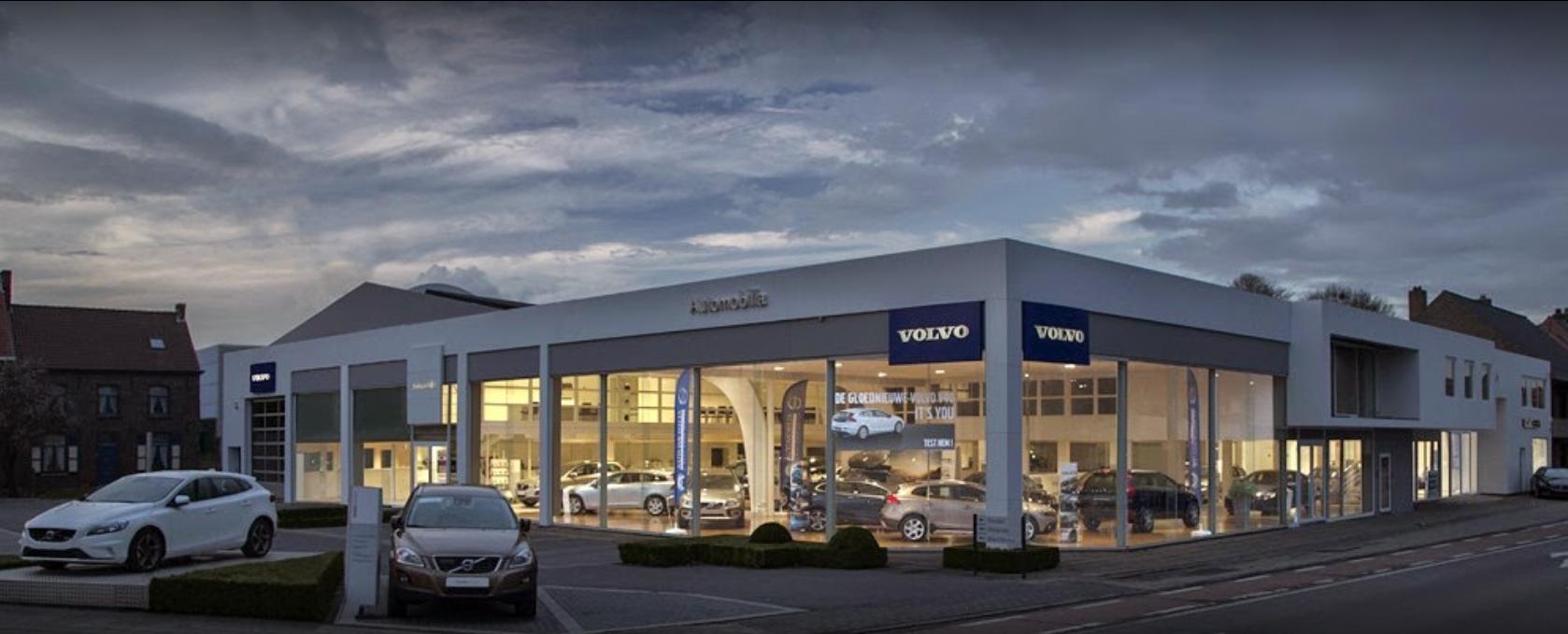 Automobilia - Volvo / Brugge (voorheen De Grande Cars)