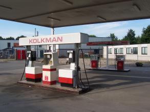 Kolkman Tankstation en Oliehandel