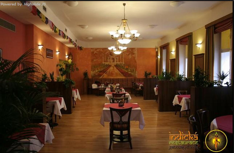 LUMBINI TRADE s.r.o. - indická restaurace Gateway Of India