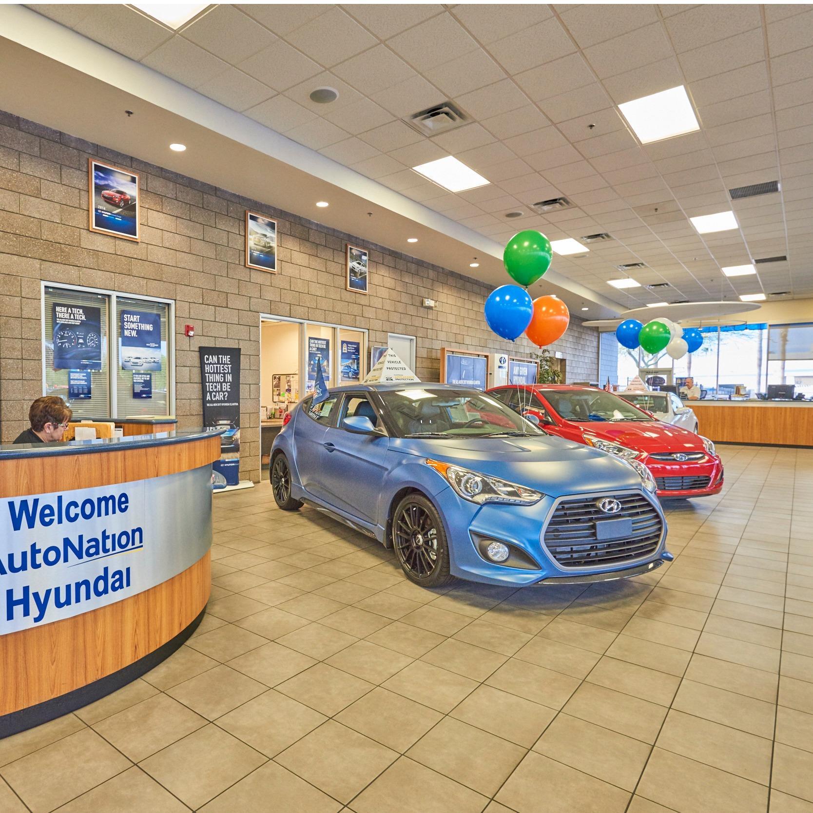 Autonation Hyundai Tempe Tempe Arizona Az