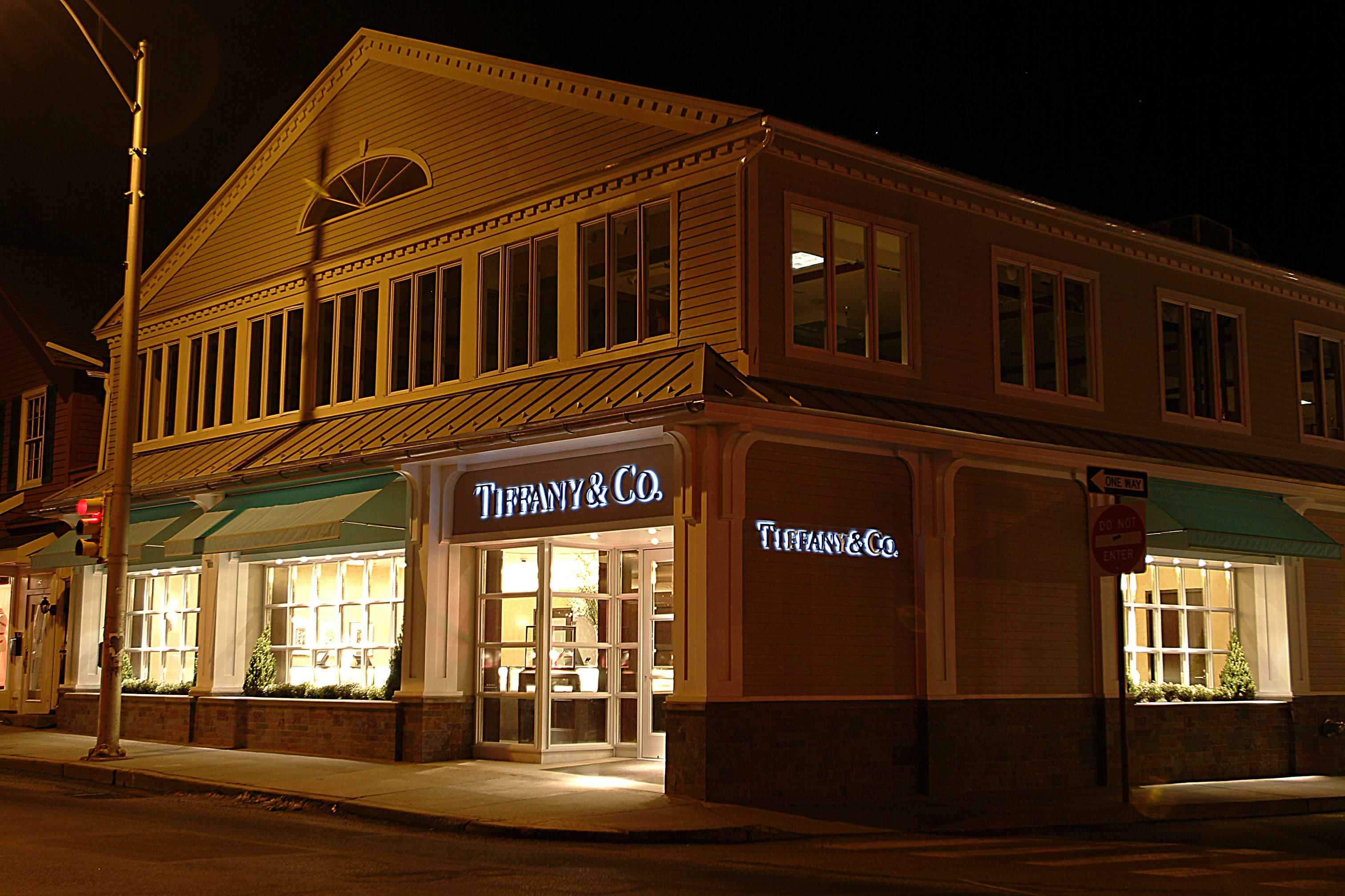 tiffany co in westport ct 06880