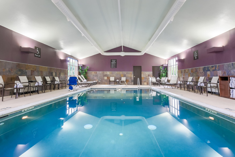 Homewood suites by hilton philadelphia great valley Indoor swimming pools in philadelphia