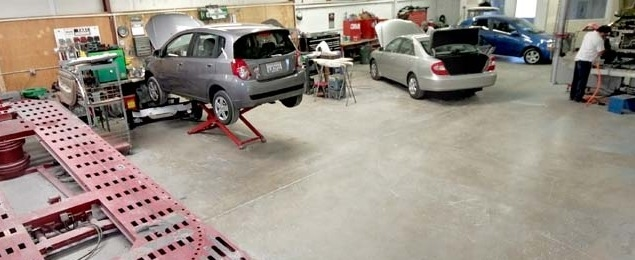 Miller collision center in redding ca 530 222 2900 for Shasta motors redding california