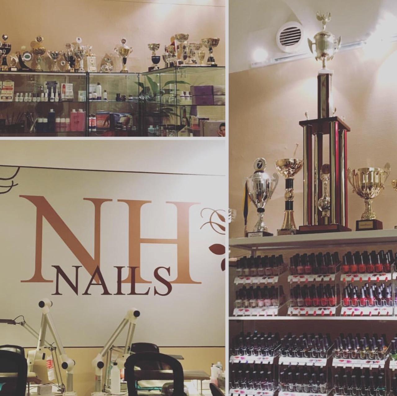 NH Nails c/o AB Najet Hamila
