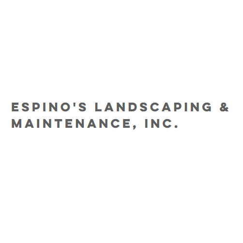 Espino's Landscaping & Maintenance Inc