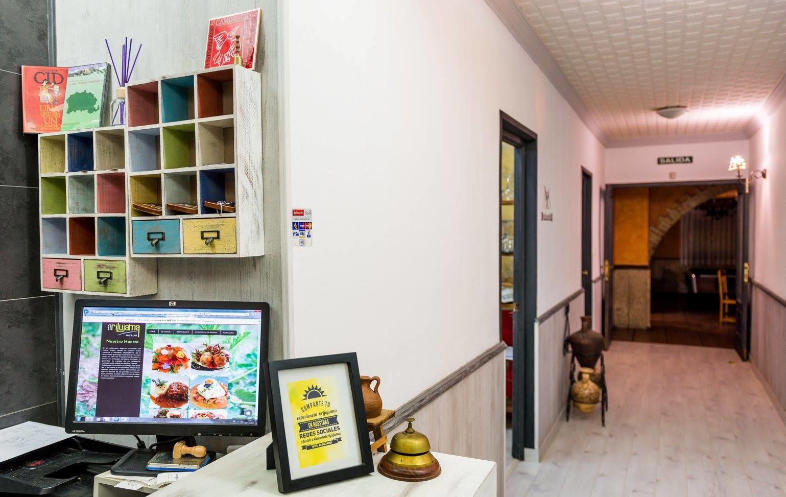 Hostal Restaurante Rijujama