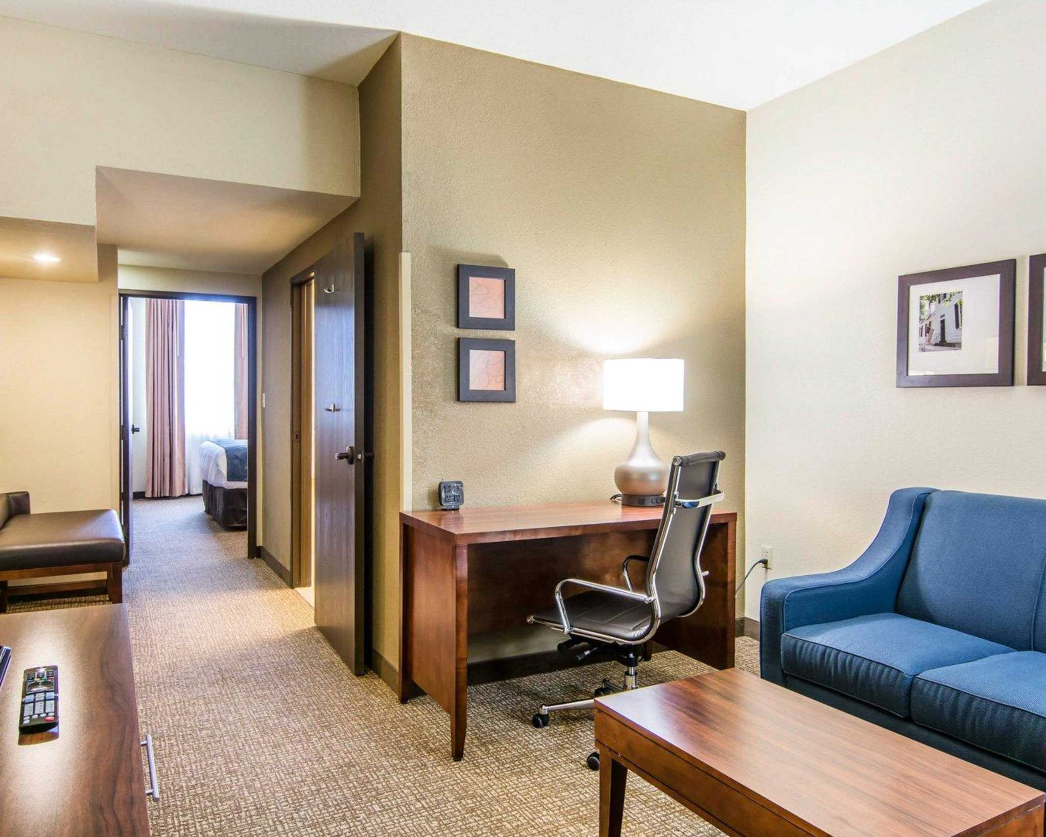 Comfort Suites Fredericksburg South Fredericksburg