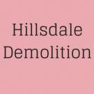 Hillsdale Demolition