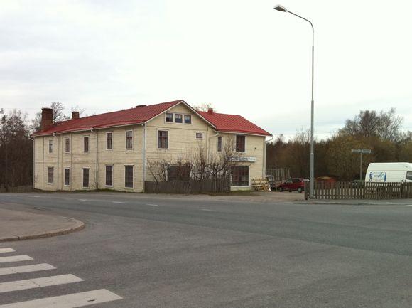 Vaasan Kuvastin ja Lasihiomo / Vasa Spegel och Glassliperi Ab