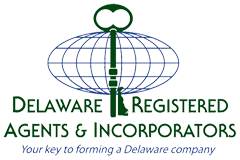 Writing service company delaware registered agent