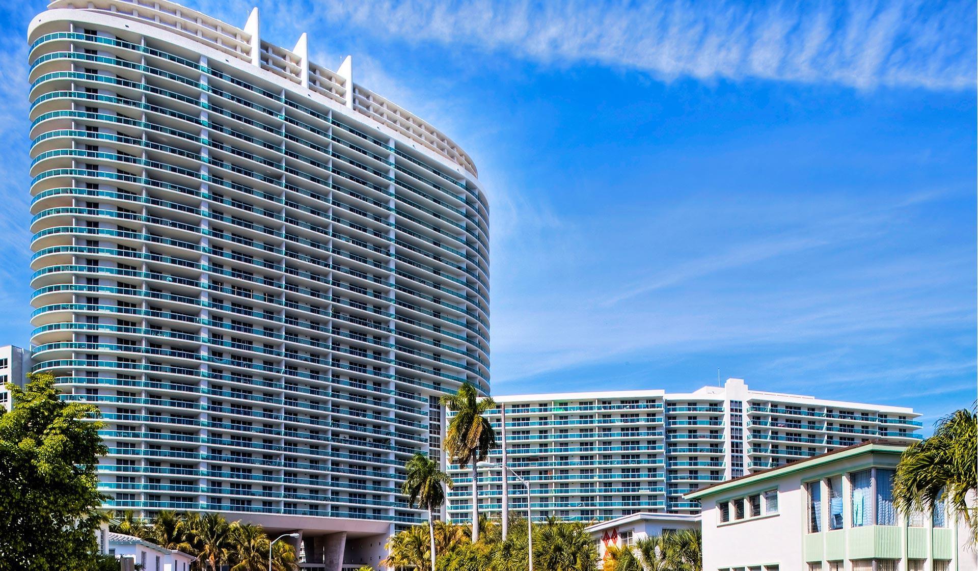 Flamingo South Beach North Tower Miami