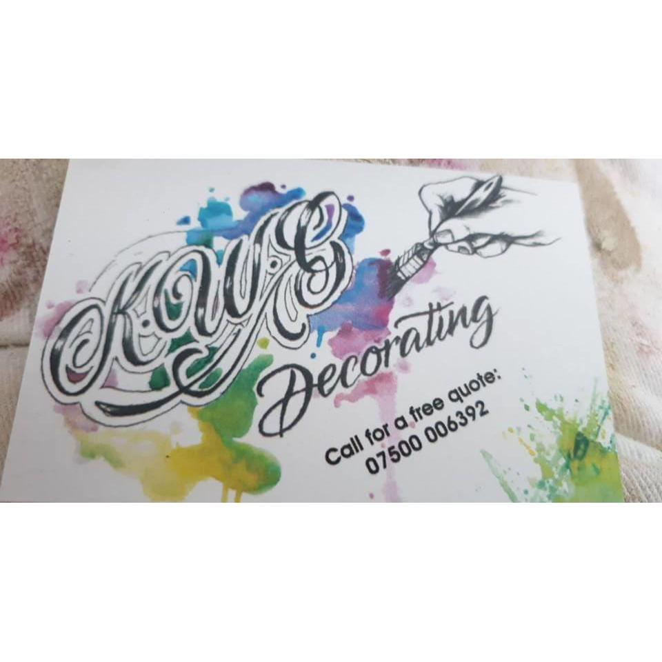 K.W.G Decorating - King's Lynn, Norfolk PE33 9RJ - 07500 006392 | ShowMeLocal.com
