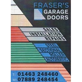 Fraser's Garage Doors - Inverness, Inverness-Shire IV2 4BF - 01463 248460 | ShowMeLocal.com