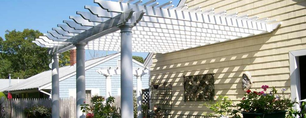 Pro fence co inc in wilmington ma 01887 for Exterior painting wilmington ma