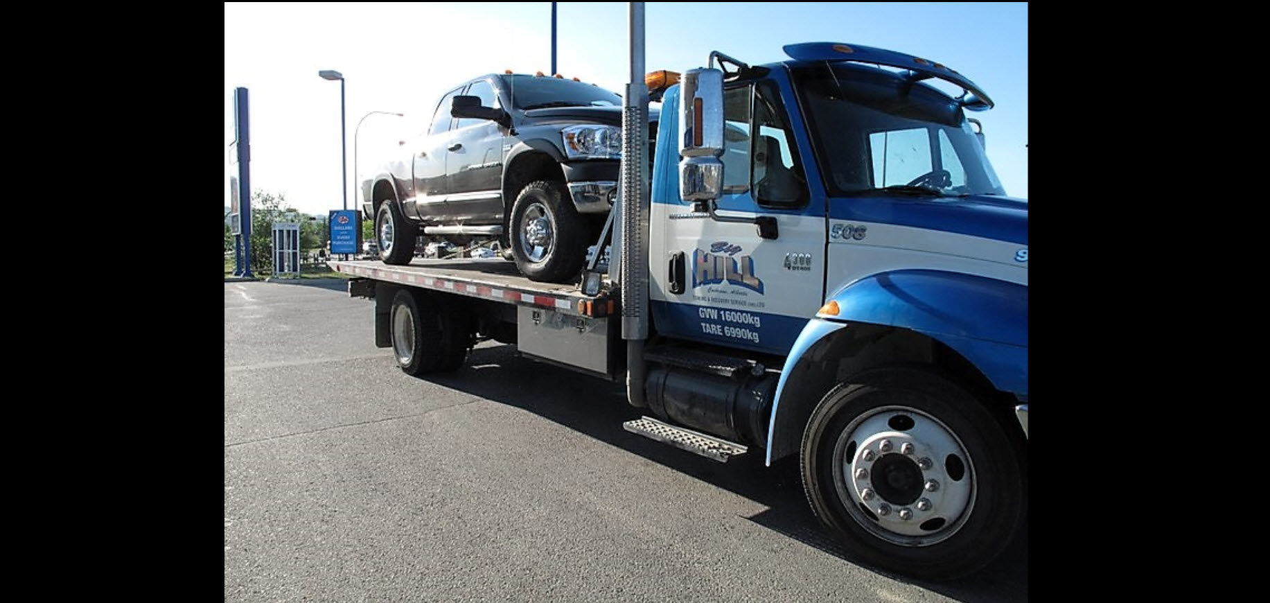 Big Hill Towing & Heavy Duty Repair