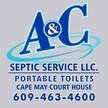 A & C Portable Restrooms