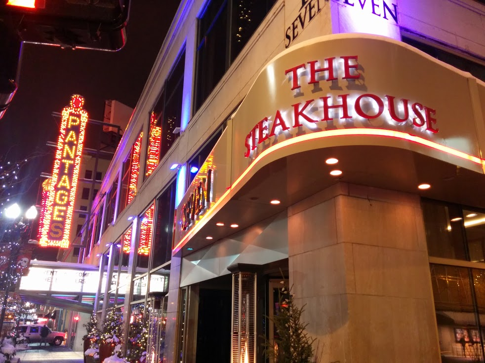 Seven Steakhouse Sushi Ultralounge &  Skybar