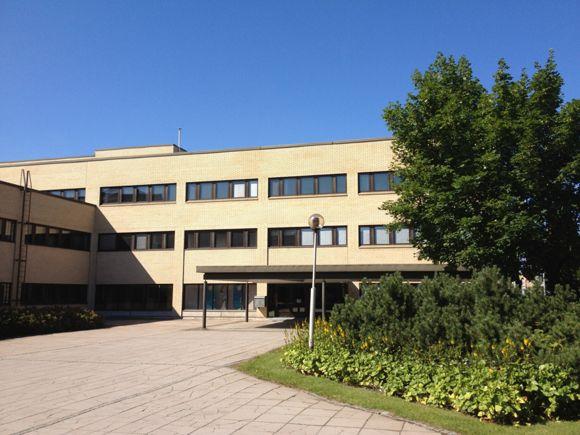 Satakunnan ammattikorkeakoulu SAMK-kampus Rauma