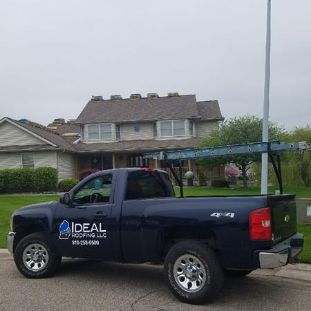 Ideal Roofing LLC