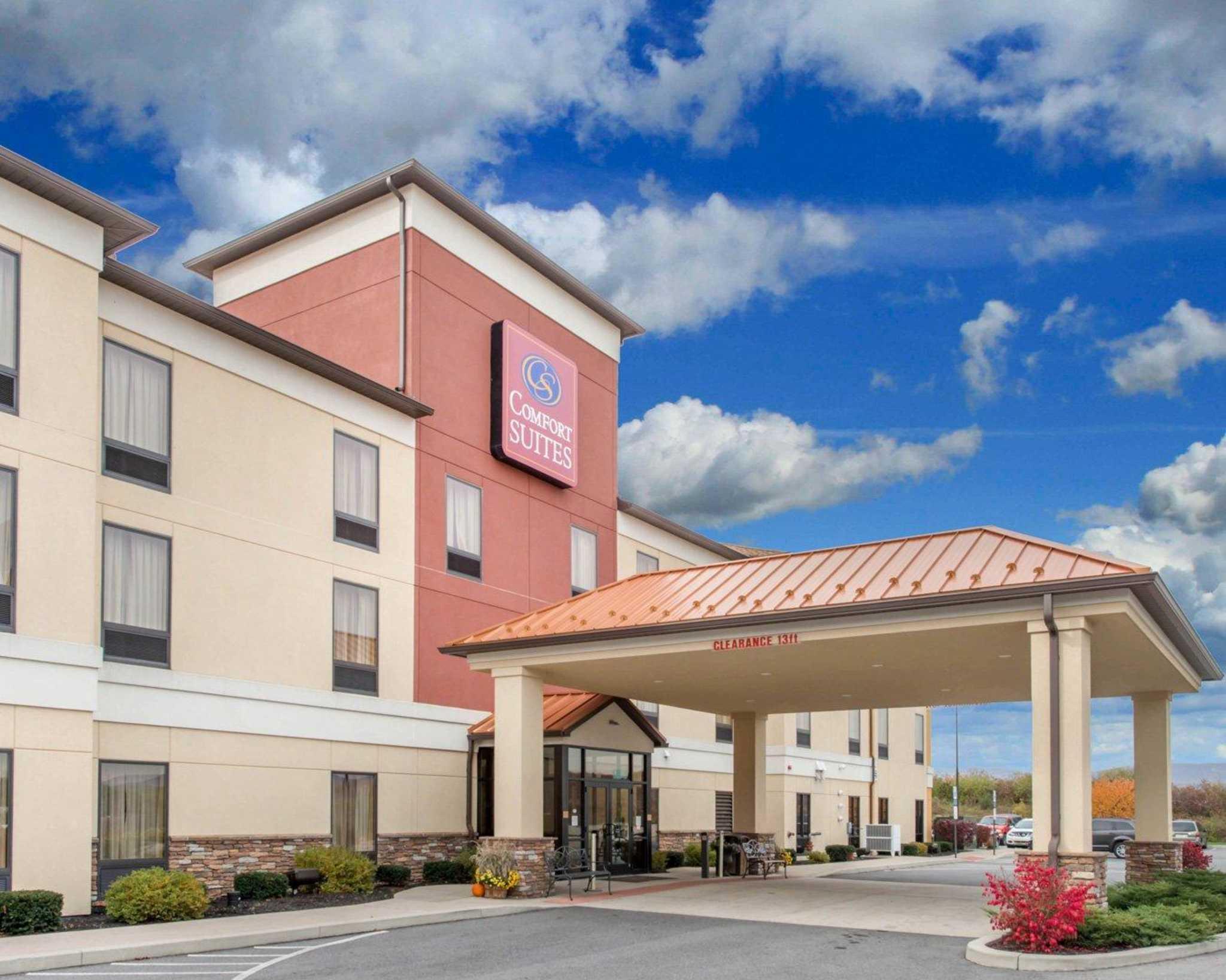 Comfort Suites Altoona Pennsylvania Pa Localdatabase Com