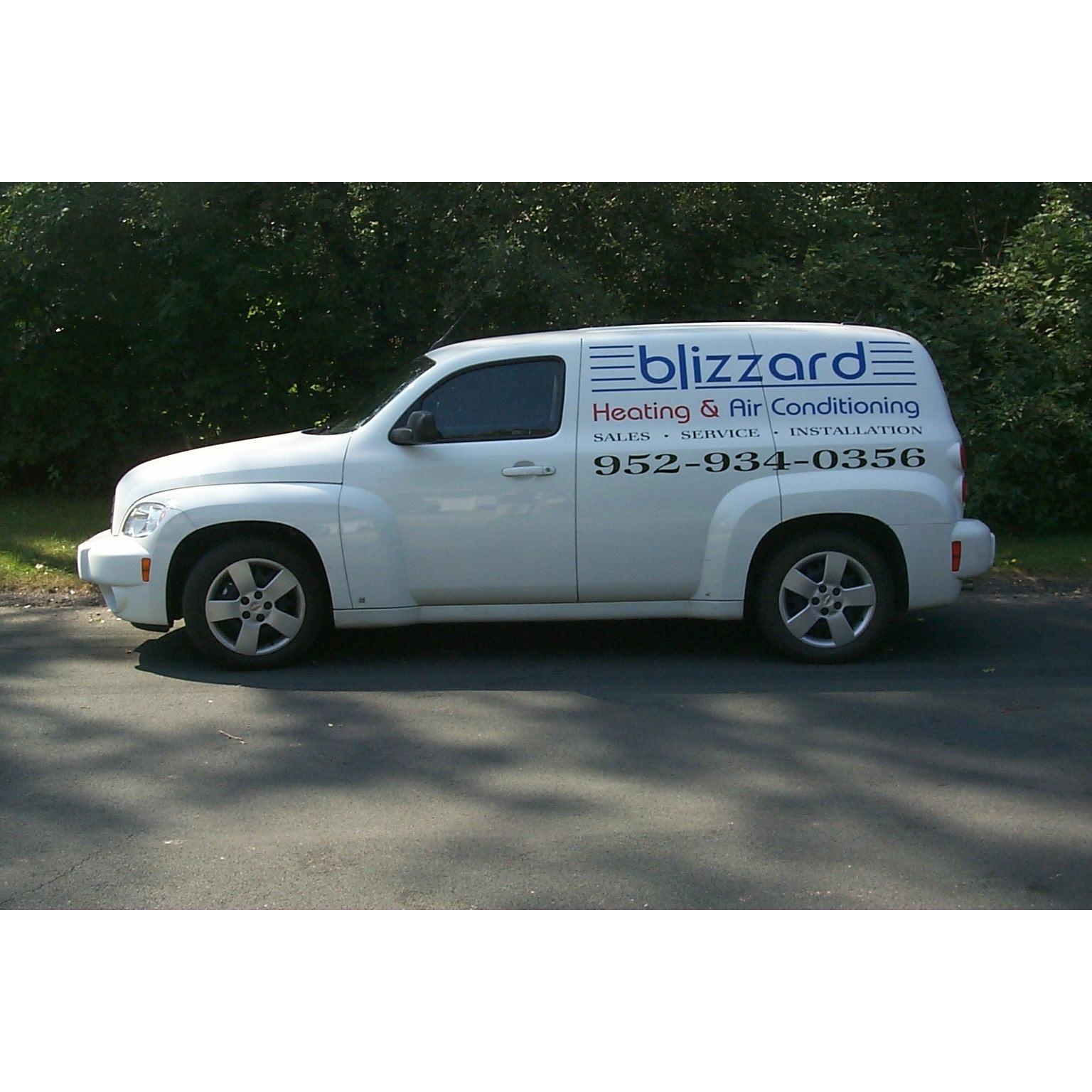 Blizzard Air Inc