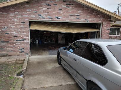 M Amp L Garage Door Repair In Sugar Land 16107 Kensignton