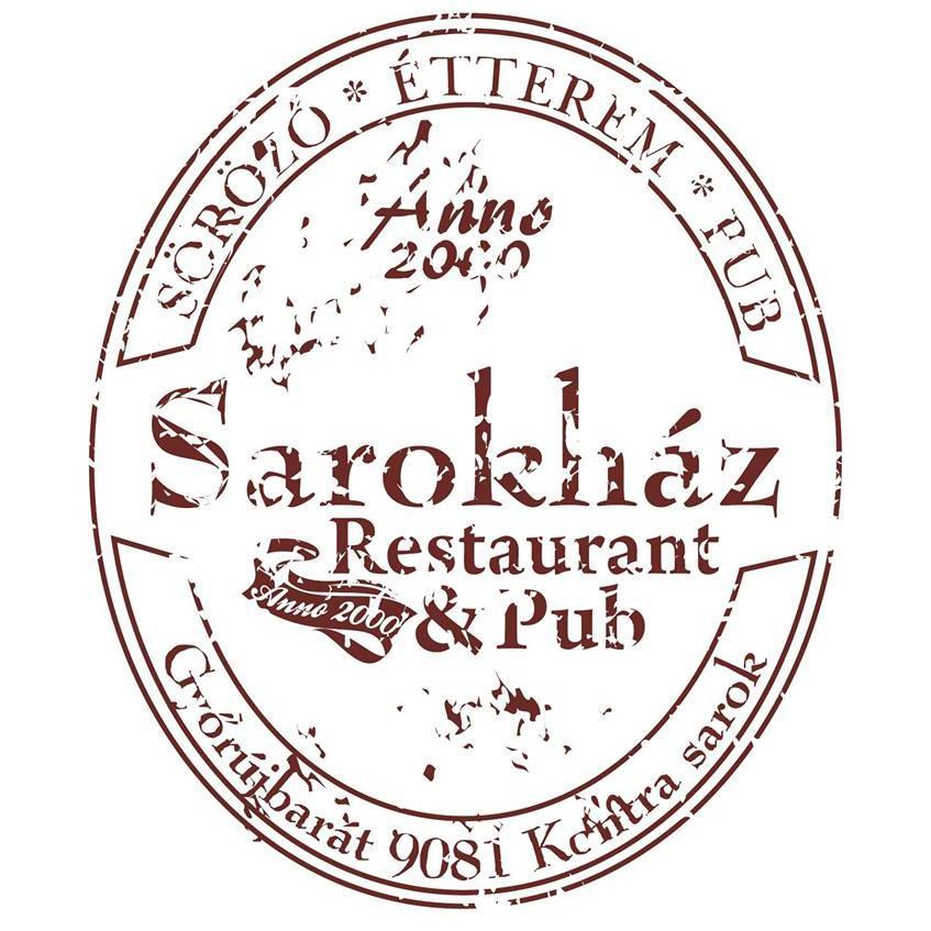Sarokház Étterem Győrújbarát