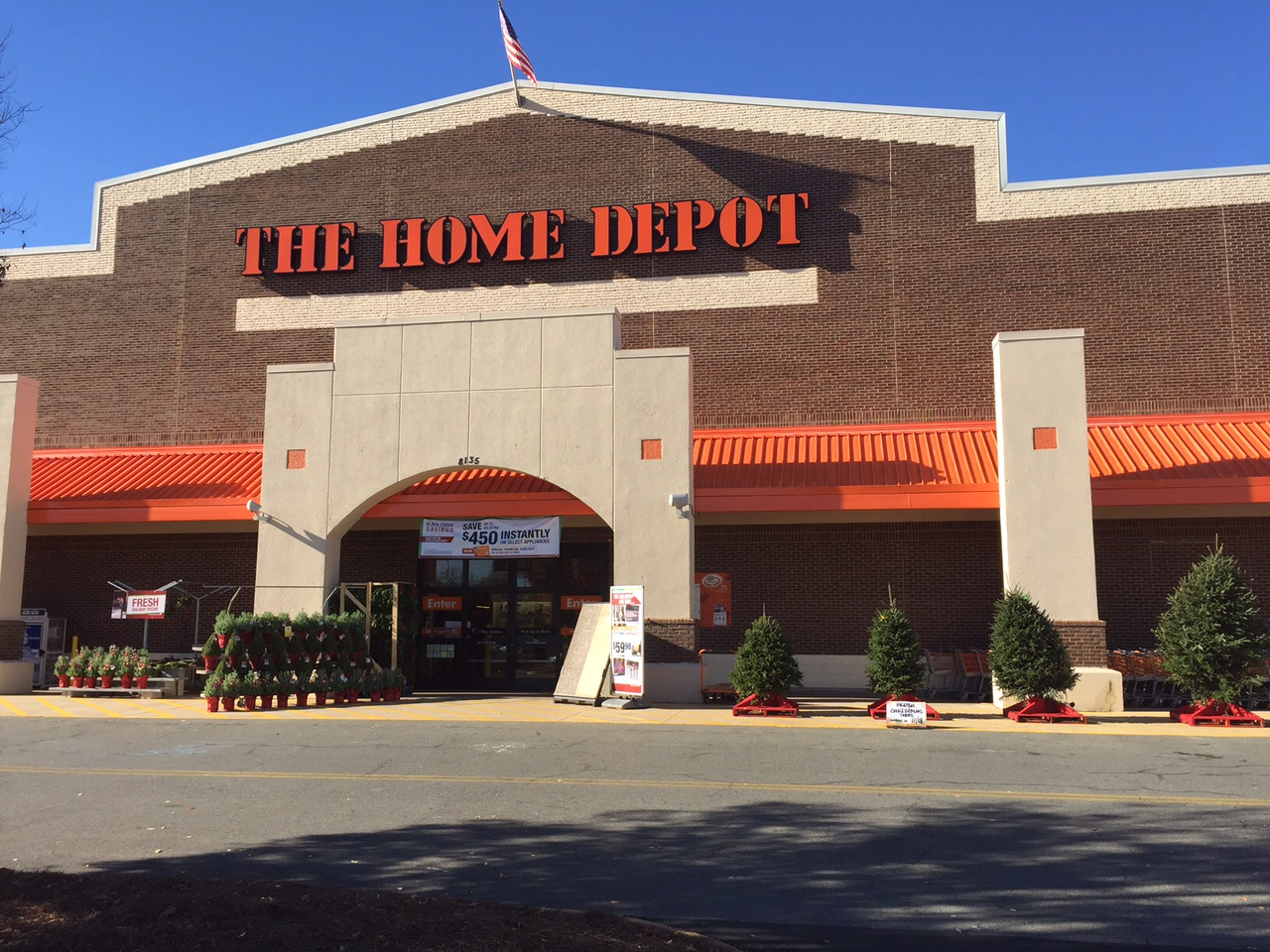 home depot charlotte nc the home depot nc business page 29034